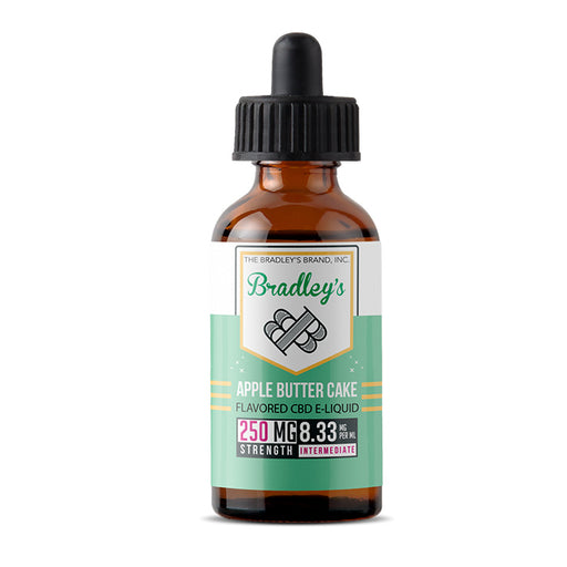 Bradley's - Apple Butter Cake 30ml E-Liquid