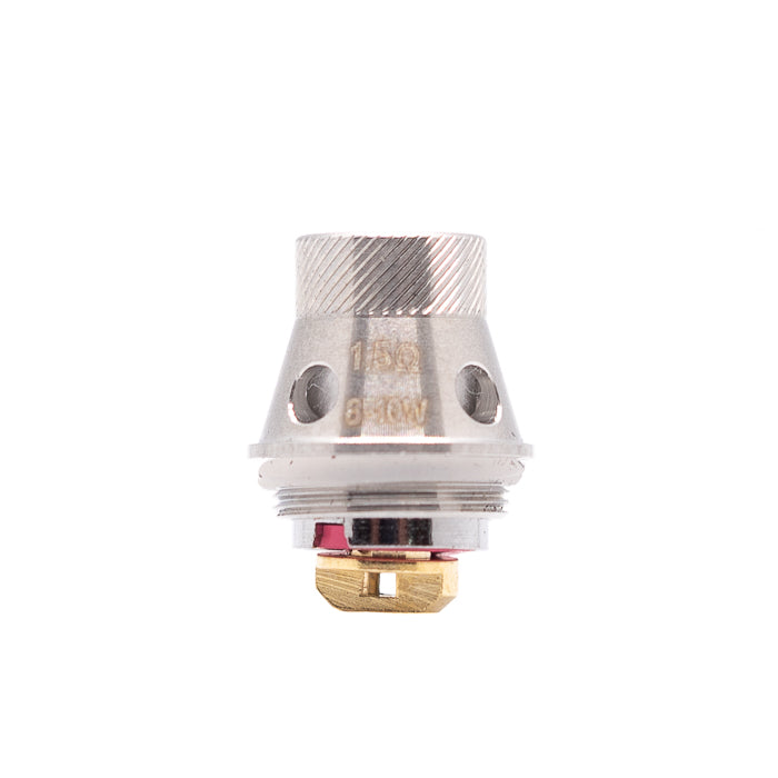 LDN LIQ - CBD SLT Tank CS 1.5 Ohm Coils - Single Coil