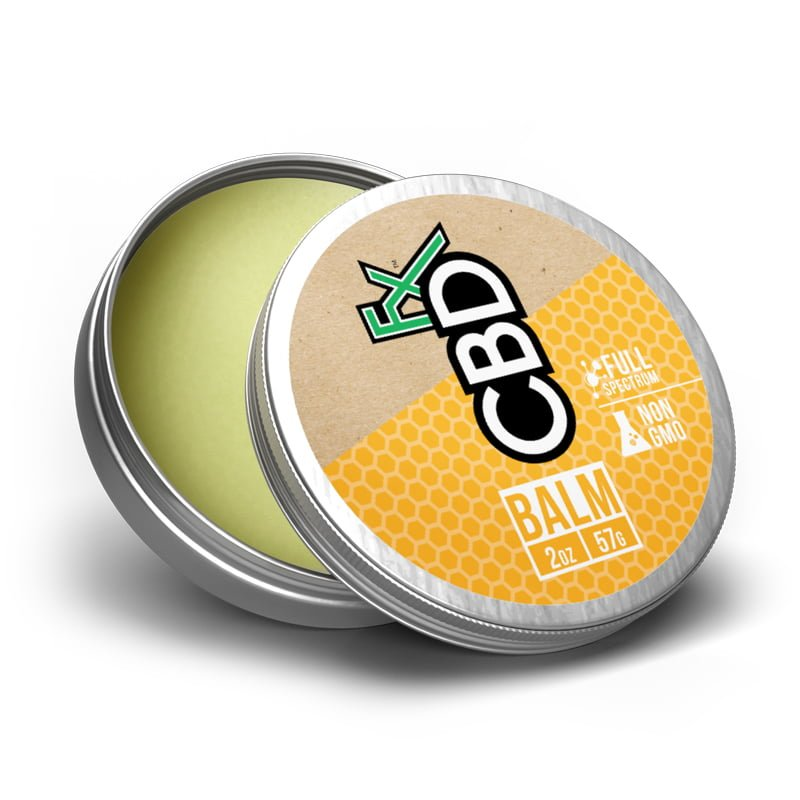 CBDfx - CBD Balm 150mg Tin