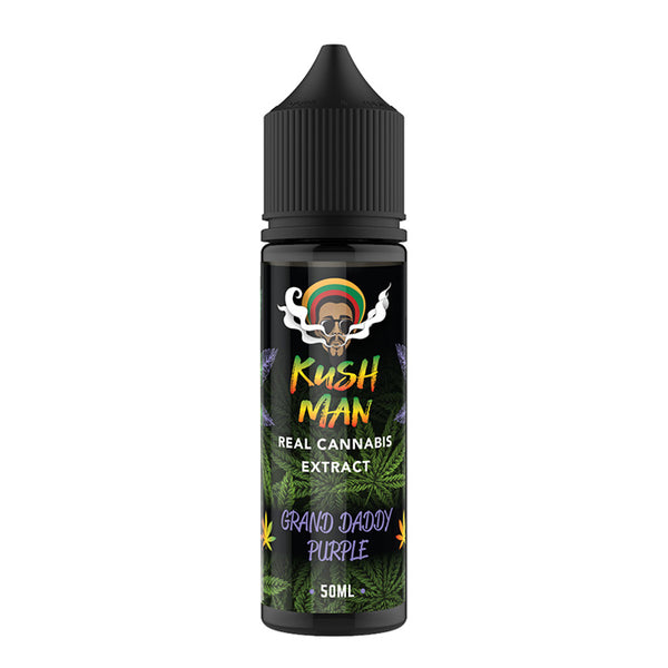 Kushman - Granddaddy Purple Terpene E-Liquid
