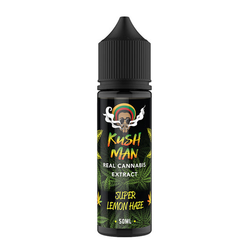 Kushman - Super Lemon Haze Terpene E-Liquid