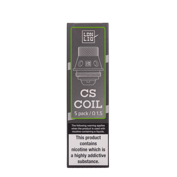 LDN LIQ - CBD SLT Tank CS 1.5 Ohm Coils - Packaging