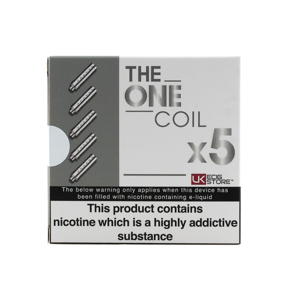 The One Kit Replacement Coils 5 Pack - 1.5 Ohm (2.0ml)