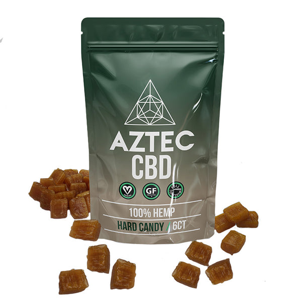 Aztec - CBD Hard Candy (6ct)