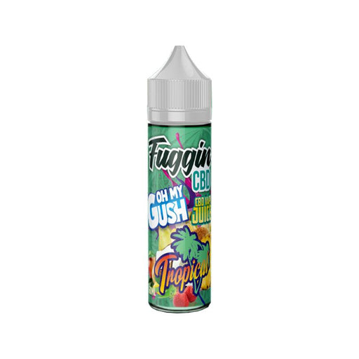 Fuggin CBD - Tropical 60ml CBD Vape Juice