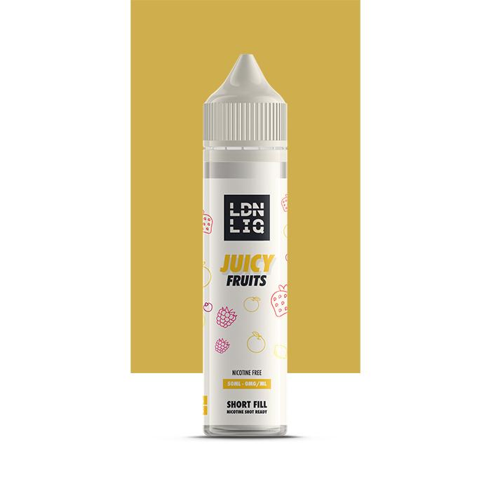 LDN LIQ Juicy Fruits 50ml Short Fill E-Liquid