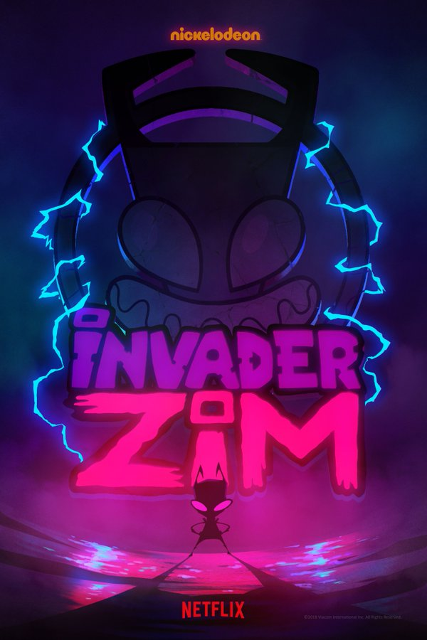 Invader Zim Debuts on Netflix August 16th