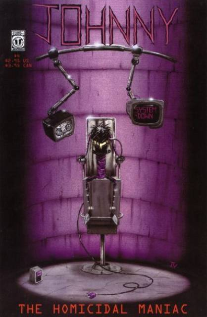 Johnny the Homicidal Maniac #4