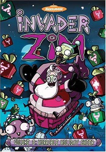 Invader Zim 3: Horrible Holiday Cheer [DVD] [2002] [Region 1] [US Import] [NTSC]