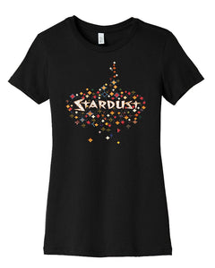 Las Vegas Stardust Casino Roadside Sign Women's T Shirt