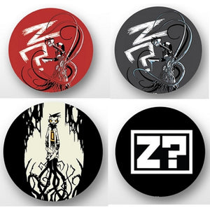 Johnny the Homicidal Maniac One Inch Button Set
