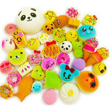 20 Pack Random Squishy Toy Jumbo Food Squishise - Loomance Squishies