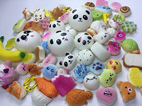 40Pcs Slow Rising Squishies Package Cut Scented Squishy Toy - Loomance Squishies