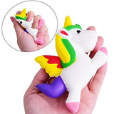 Squishy Unicorn Toy - Slow Rising - Stress Relief For Kids - Loomance Squishies