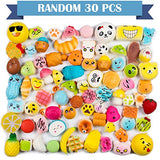 Random 30 pcs Squishies Cream Scented Slow Rising Kawaii - Loomance Squishies