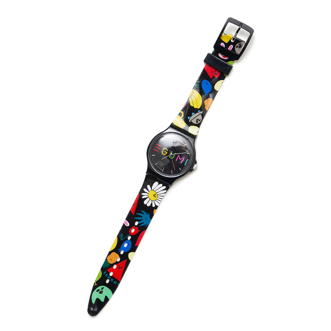[MADE-TO-ORDER] EGUMI ALL STARS WATCH【BLACK】