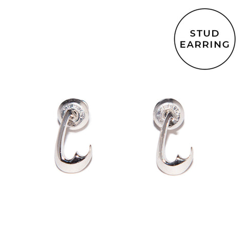 [MADE-TO-ORDER] tear R drop STUD EARRINGS