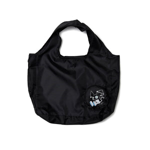 "[MADE-TO-ORDER]  tear R drop × LAM ""TEAR RAT"" PACKABLE TOTE【BLACK】"