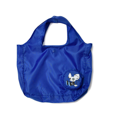 "[MADE-TO-ORDER]  tear R drop × LAM ""TEAR RAT"" PACKABLE TOTE【BLUE】"