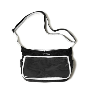 "TAKALAKA ""ITA-BAG"" SHOULDER BAG <BLACK>"