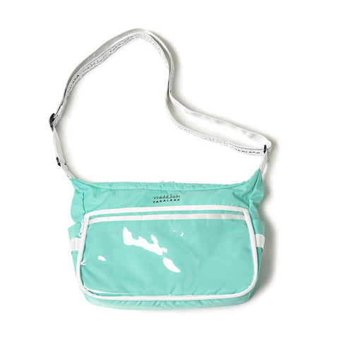 "TAKALAKA ""ITA-BAG"" SHOULDER BAG <MINT>"