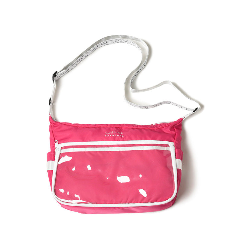 "TAKALAKA ""ITA-BAG"" SHOULDER BAG <PINK>"