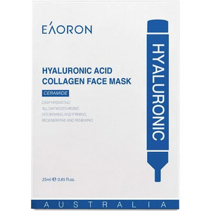 EAORON Hyaluronic Acid Collagen Face Mask Box