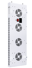 Load image into Gallery viewer, Red Light Therapy Panel - Back View of Fans