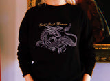 Gold Dust Woman - Embroidered Print - Unisex Sweaters