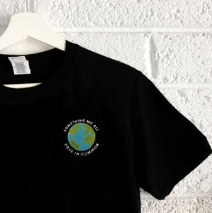 Something We All Have In Common - Unisex Embroidered Tees