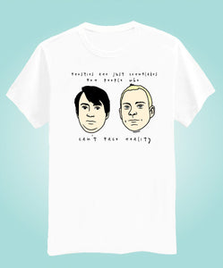 Mark and Jez PEEP SHOW - SIZE XL