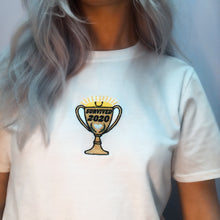 Survived 2020 Trophy - Unisex Embroidered Print