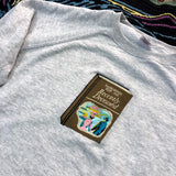 HANDBOOK FOR THE RECENTLY DECEASED SWEATER - Size Small