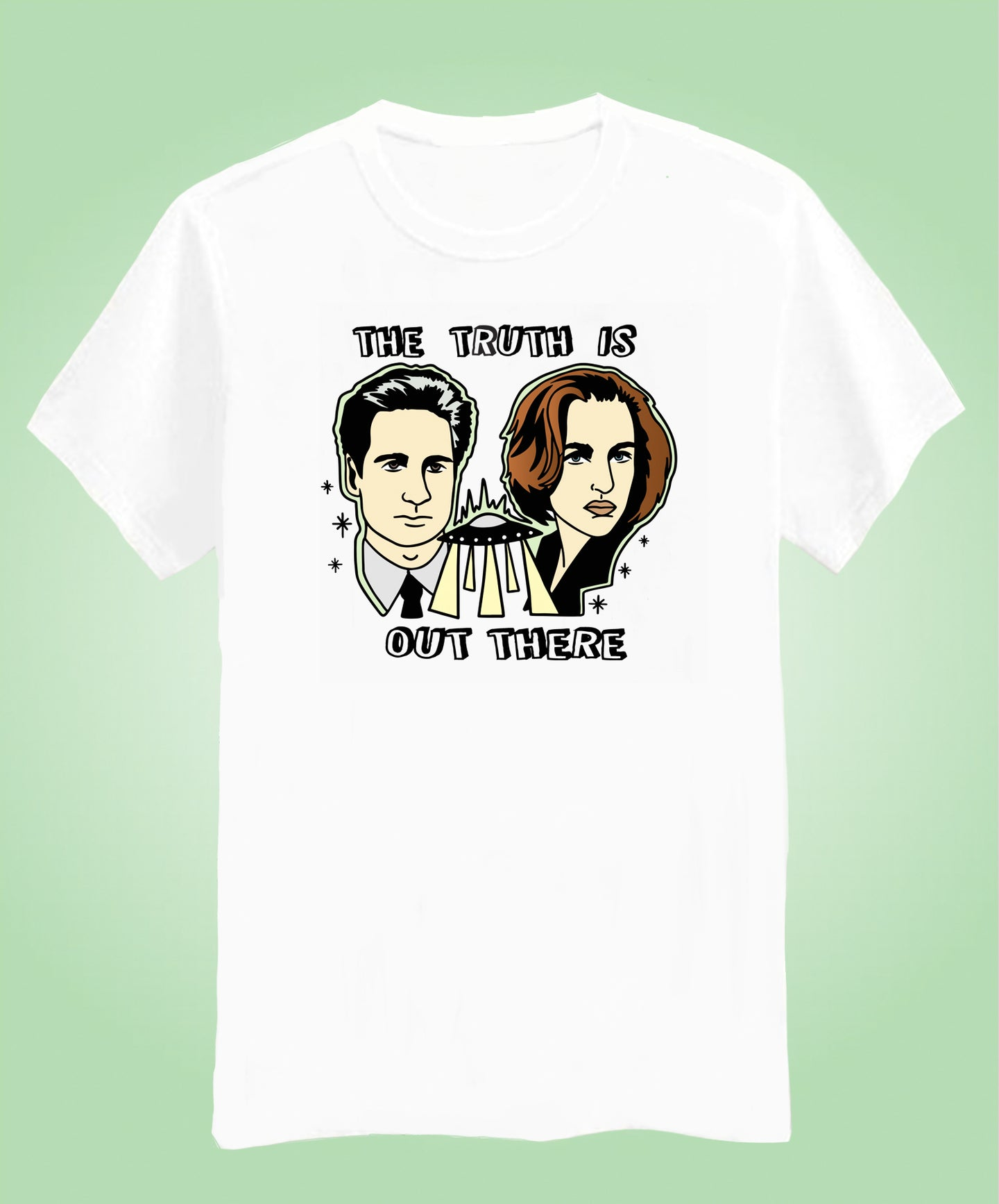 The Truth Is out There - Unisex Tshirts