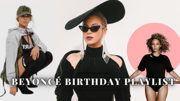 Beyoncé Birthday Beats 🎧