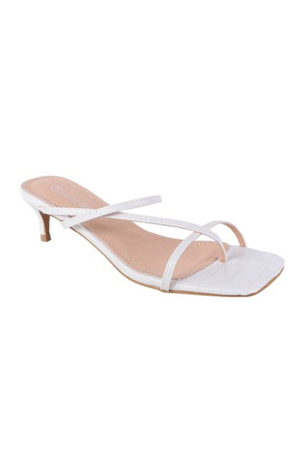 Love Like This Sandals - white