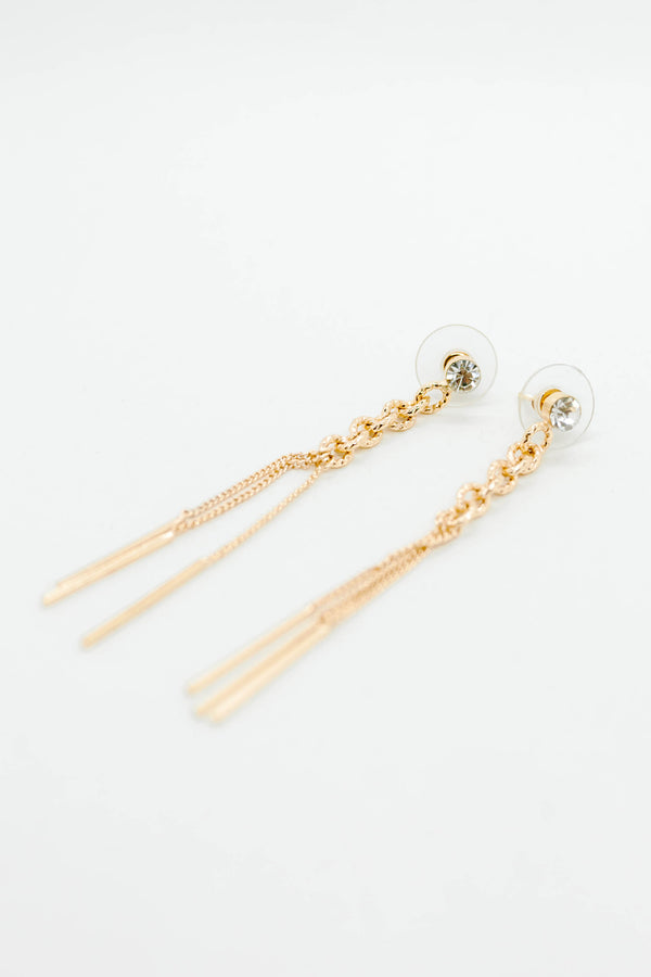 Angel Love Drop Earrings