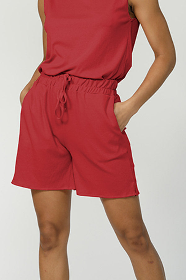 Tomboy Ultra-Soft Shorts - Magenta
