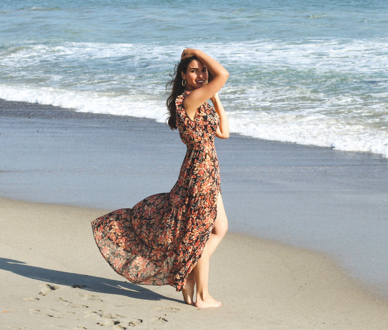 In the Sun Maxi Dress