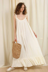Croatia Summer Dress -Silk & Salt