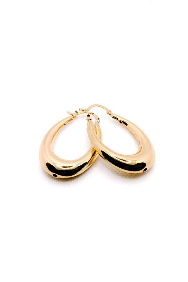 ELIPSA GOLDEN EARRINGS
