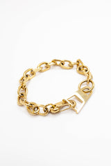 Linked & Love Bracelet - GOLD