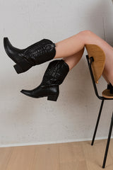 Made For Dancing Cowboy Boots -Silk & Salt