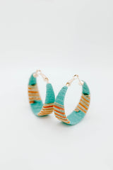 Opehlia Hoop Earrings