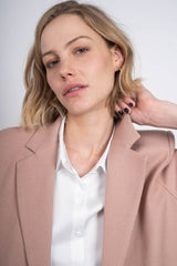 Adore You Soft Blazer - Pink