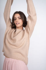 My Type Sweater - Camel