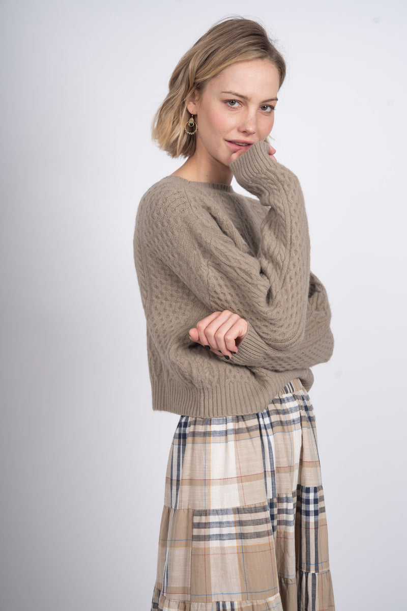 Love Notes Sweater - Green