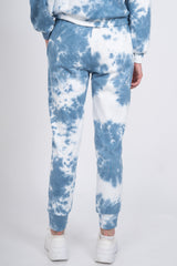 Cloud 9 Cuffed Joggers - Blue