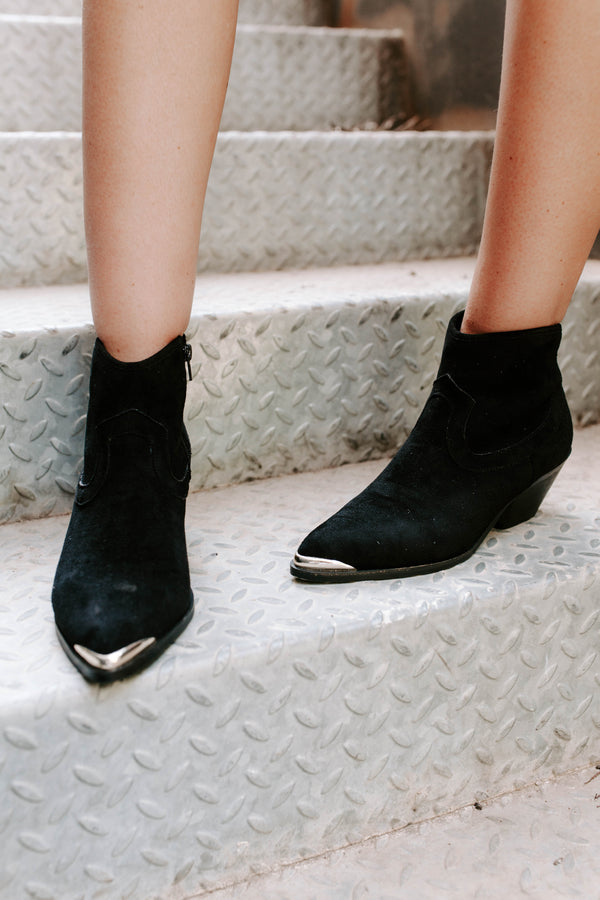 Voyager Ankle Boots