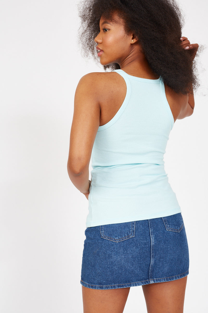 Dreamy Tank Top - Light Blue